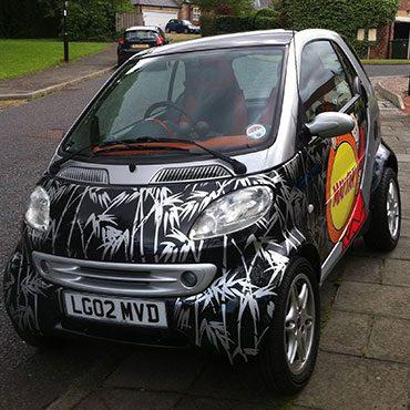 Maysan Car Graphics