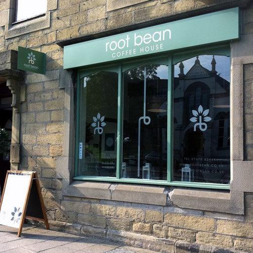Shop Sign Bedlington