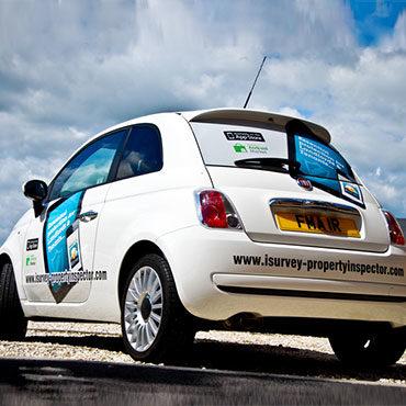 Property Inspector Car Graphics