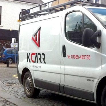 K Carr Van Graphics